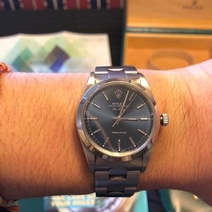 Rolex Accessories - Authentic Rolex Oyster Perpetual Air King